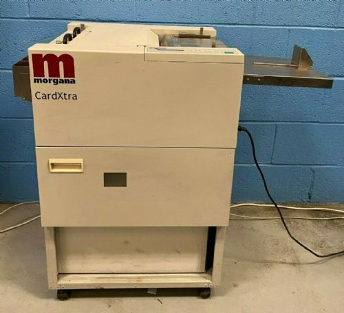 Morgana CardXtra Autocutter CT620EXA Business SRA3+ A3/4 Card Maker Cutter Print